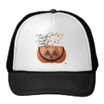 Trick Or Treat Pumpkin Hat/Cap
