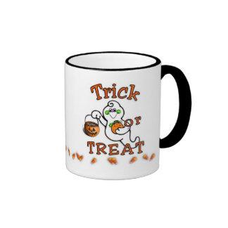 Trick or Treat Ringer Mug
