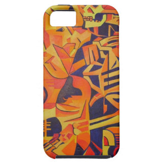 Trick or Treat Skeleton Greeting Card iPhone SE/5/5s Case