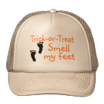Trick or Treat Smell My Feet Hat