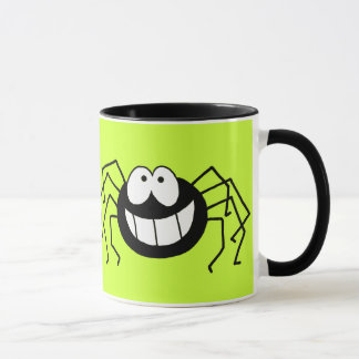 Trick or Treat Spider Mug