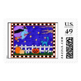 Trick or Treat Stamps