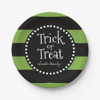 Trick or Treat Stripes