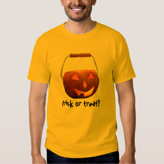 Trick or Treat? T-Shirt