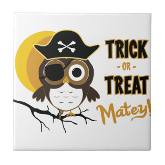 Trick Or Treat Tile