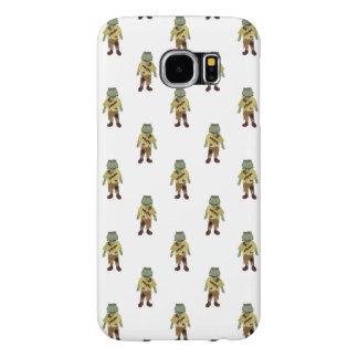 Trick or Treat Toddler Frankenstein Monster Samsung Galaxy S6 Cases