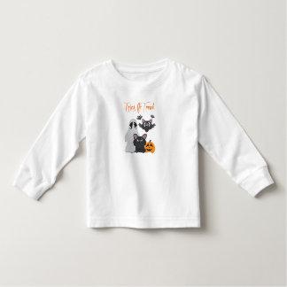 """Trick or Treat"" Toddler T-shirt"