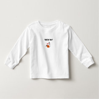 TRICK OR TREAT TODDLER'S LONG SLEEVE T-SHIRT