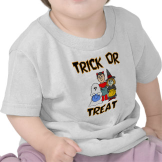 Trick Or Treat (Trick-Or-Treaters) T-shirt