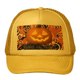 Trick Or Treat Trucker Hat