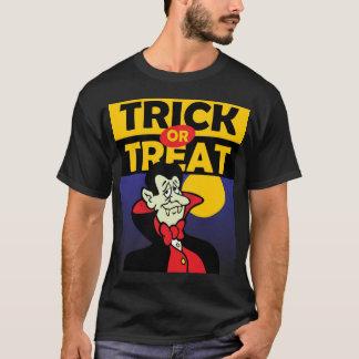 Trick or Treat Vampire Halloween shirt