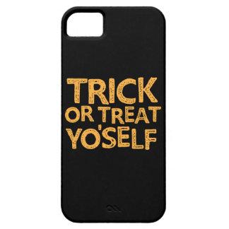 trick or treat yo'self iPhone SE/5/5s case