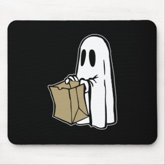 Trick or Treater Mouse Pads