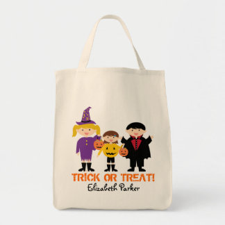 Trick-or-Treaters Halloween Trick-or-Treat Bag