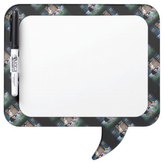 Trick or Treating Ducks Dry Erase Whiteboards