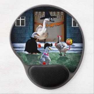 Trick or Treating Ducks Gel Mousepads