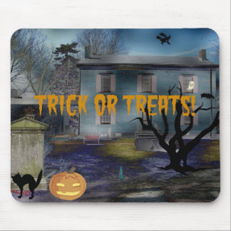Trick or Treats Mousepad