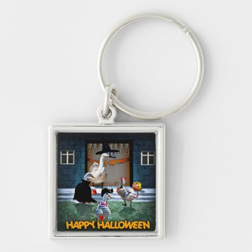 Trick or Treats Time! Key Chains