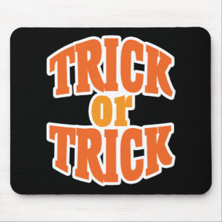 Trick Or Trick Gay Halloween Mouse Pad