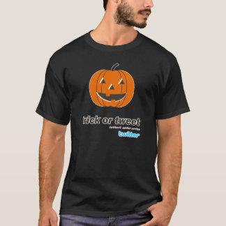 Trick or Tweet Dark T-Shirt