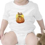 Trick Pumpkin infant Tshirt