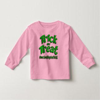 Trick R Treat Gimme Green Tshirts