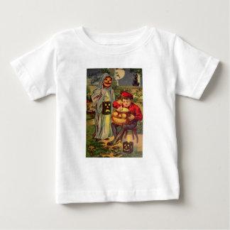 Trick R' Treat (Vintage Halloween Card) Baby T-Shirt