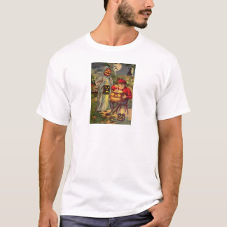 Trick R' Treat (Vintage Halloween Card) T-Shirt
