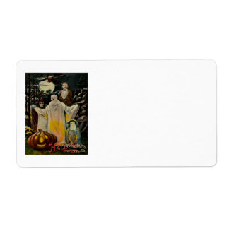 Trick R' Treaters Shipping Label