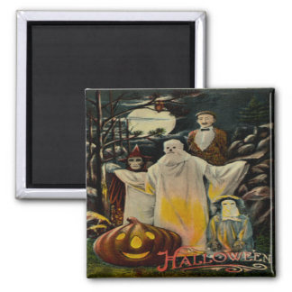 Trick R' Treaters 2 Inch Square Magnet