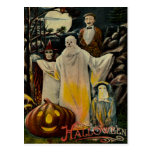 Trick R' Treaters Postcards