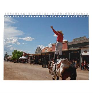 Trick Rider calendar