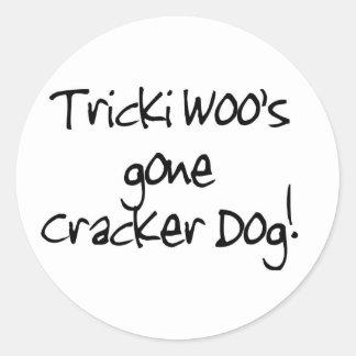 Tricki Woo Sticker
