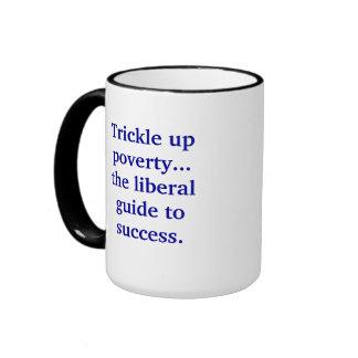 Trickle Up Poverty Ringer Mug