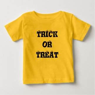 TrICkoRTrEAt Baby T-Shirt