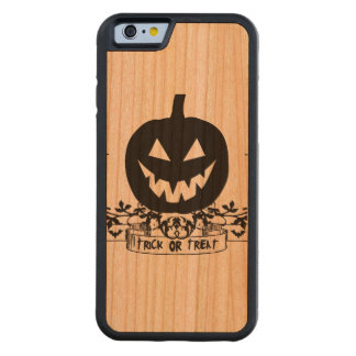 TrickorTreat Carved Cherry iPhone 6 Bumper Case