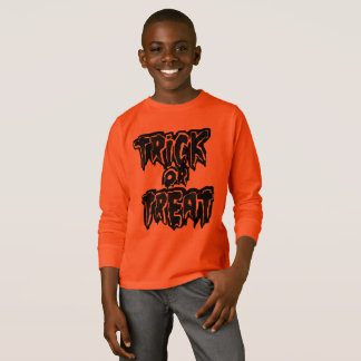 trickXtreat halloween T-Shirt