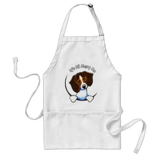 Tricolor Beagle Its All About Me Adult Apron