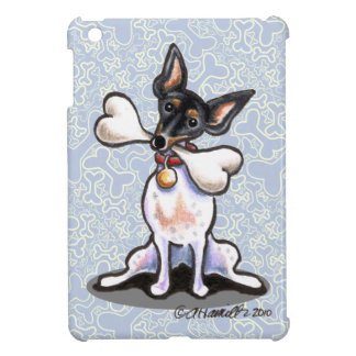 Tricolor Rat Terrier Big Bone iPad Mini Cases