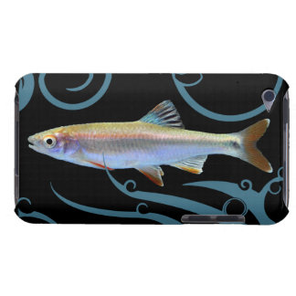Tricolor Shiner with Stylized Waves Case-Mate iPod Touch Case
