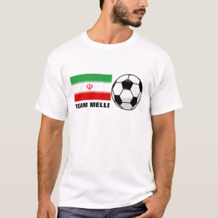 Iran Soccer Team T-Shirts - T-Shirt Design   Printing  9fa0985a0