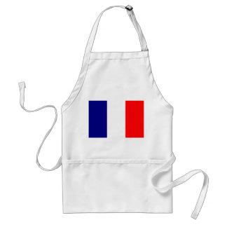 Tricolore Français Adult Apron