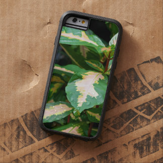 Tricolored Caricature Plant iPhone 6 Case