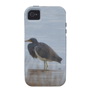 Tricolored Heron Bird Nature Case For The iPhone 4
