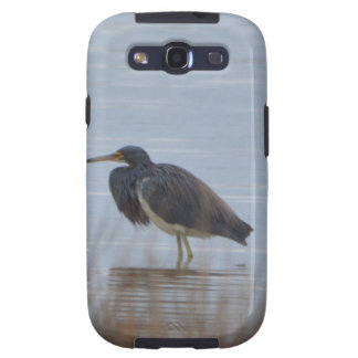 Tricolored Heron Bird Nature Samsung Galaxy SIII Cases