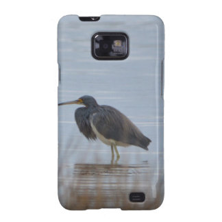 Tricolored Heron Bird Nature Galaxy SII Covers