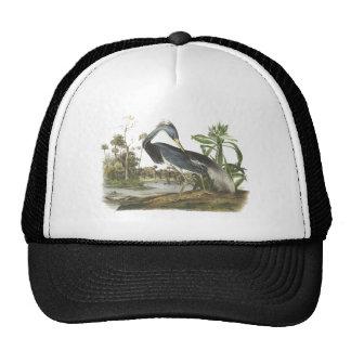Tricolored Heron, John Audubon Trucker Hat