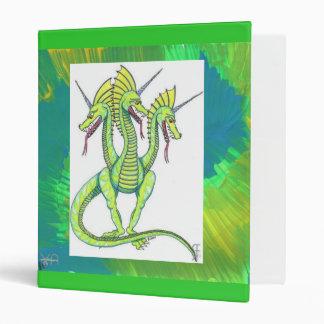 Tricorn Dragon Binder