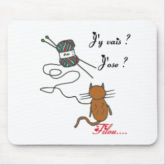 TRICOT.png CAT Mousepads