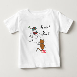 TRICOT.png CAT Tee Shirt
